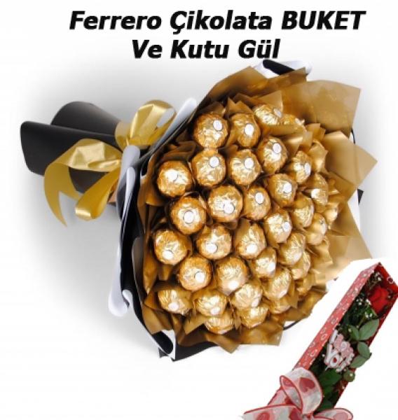 Ferrero Çikolata BUKET